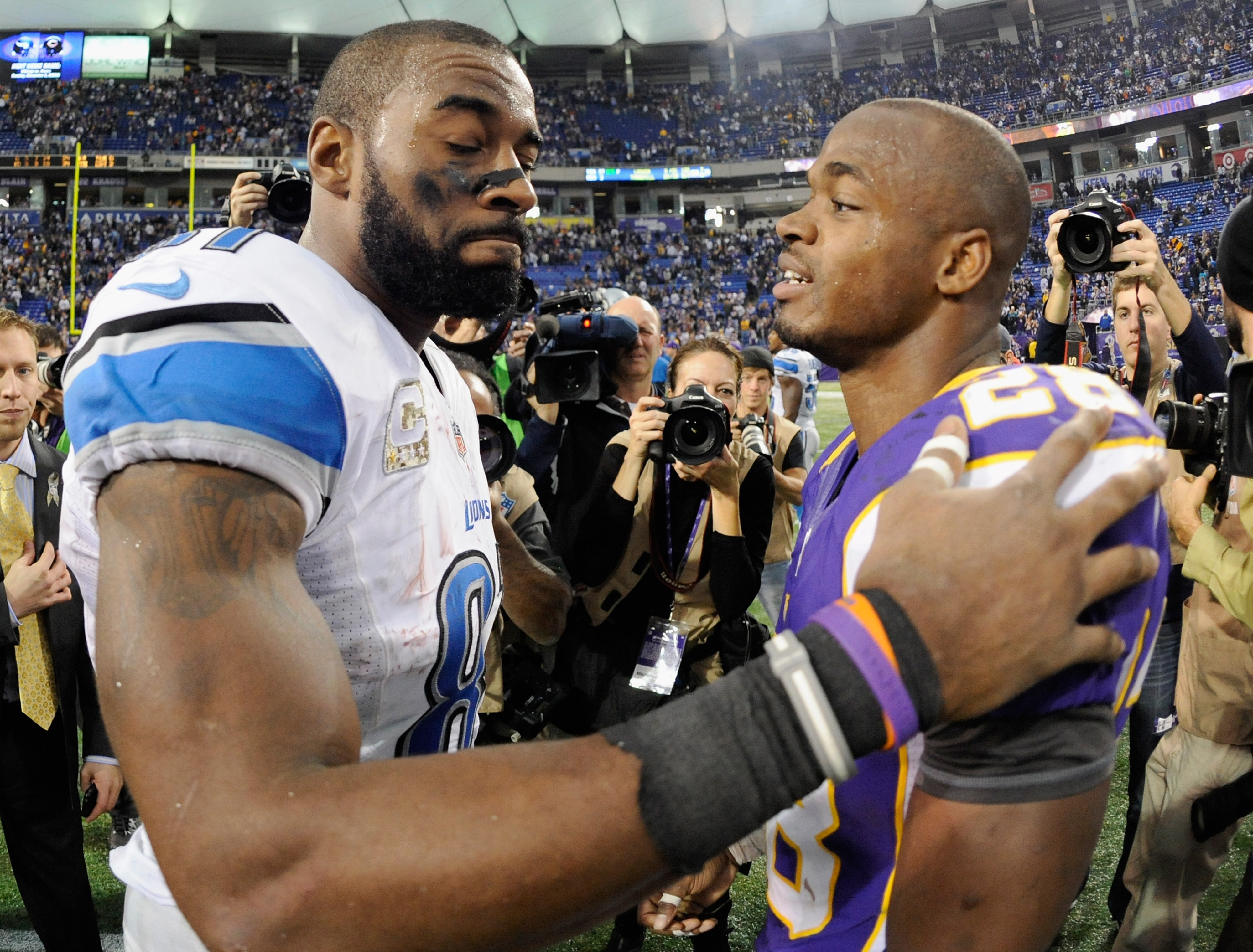 Megatron vs. The Terminator, coming soon to a theater near you.