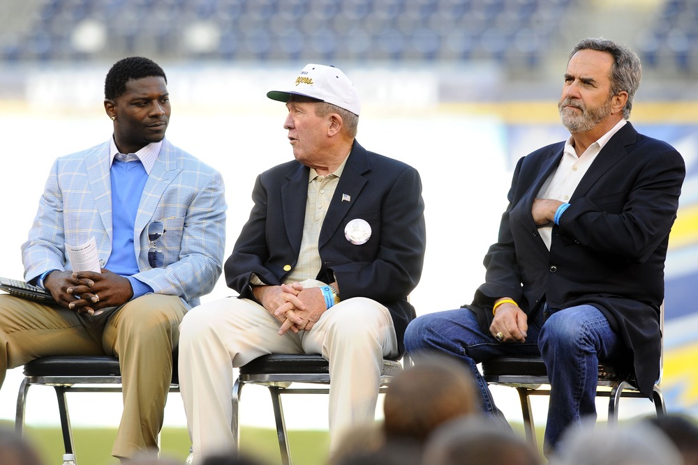Three different eras of Chargers football greatness