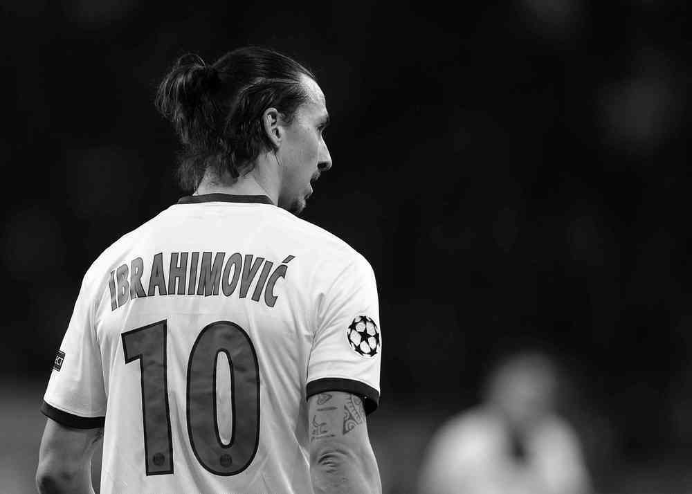 For the love of Zlatan