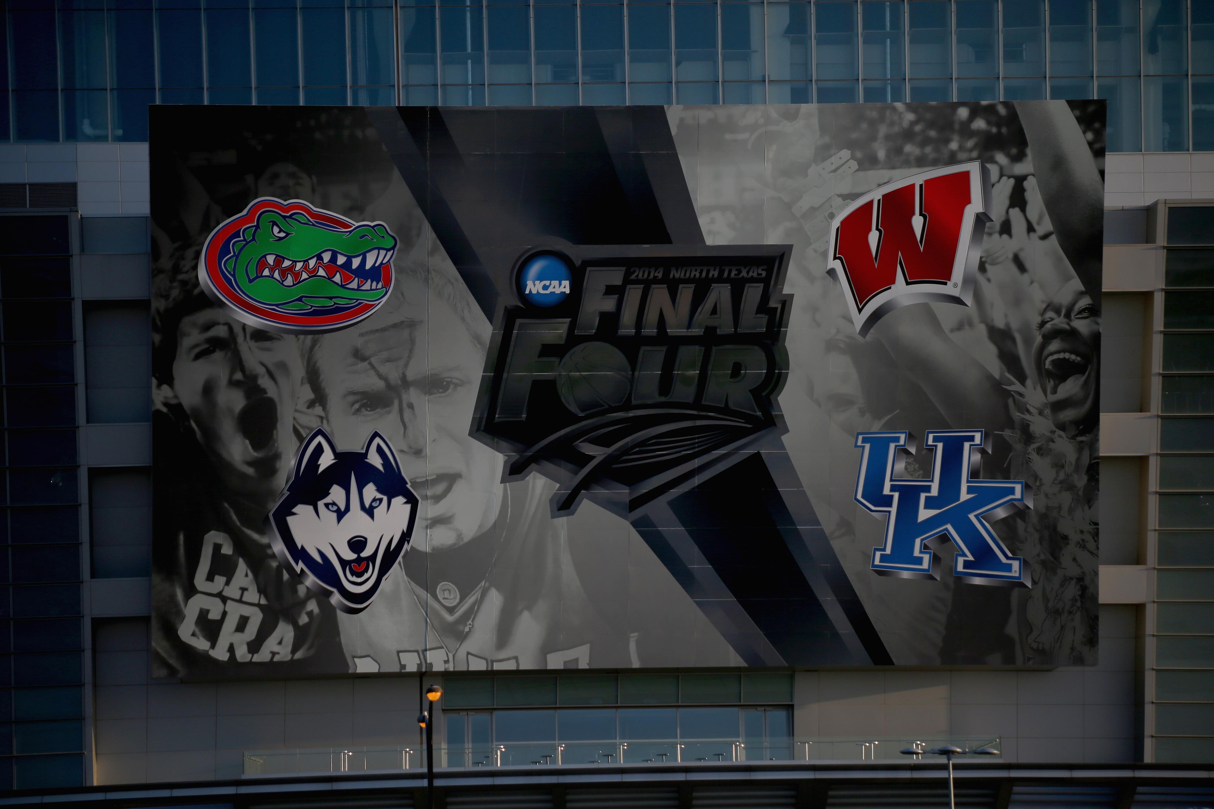 NCAA Tournament 2014: Final Four tips off Saturday night in Dallas