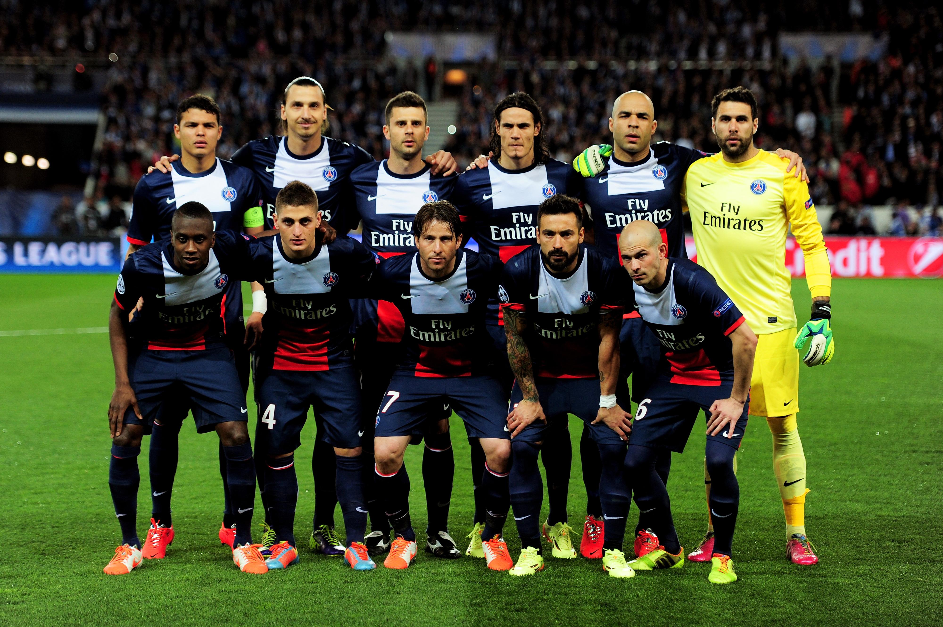 Paris Saint-Germain one step away from joining the European elite