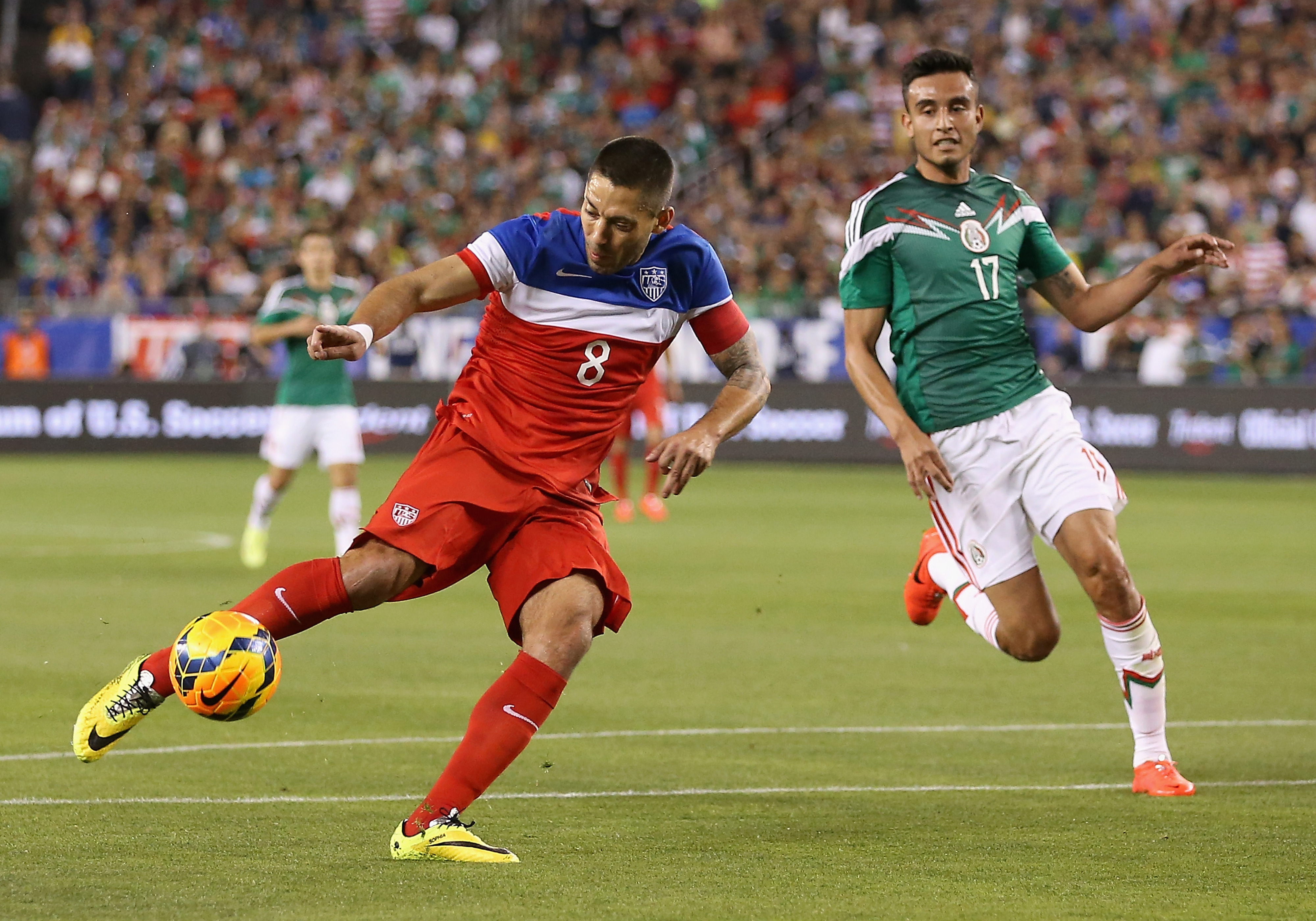 Takeaways from USA vs. Mexico: The diamond midfield is here to stay