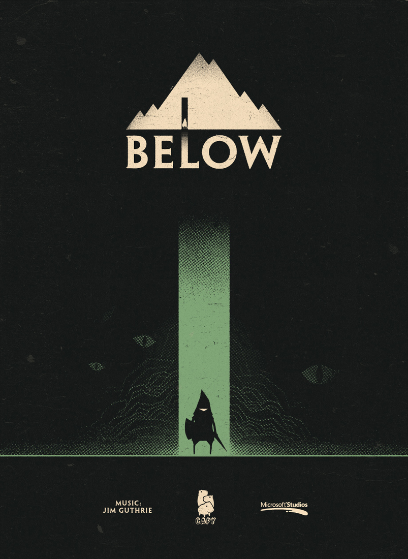Capy's Below will be playable at PAX East 2014