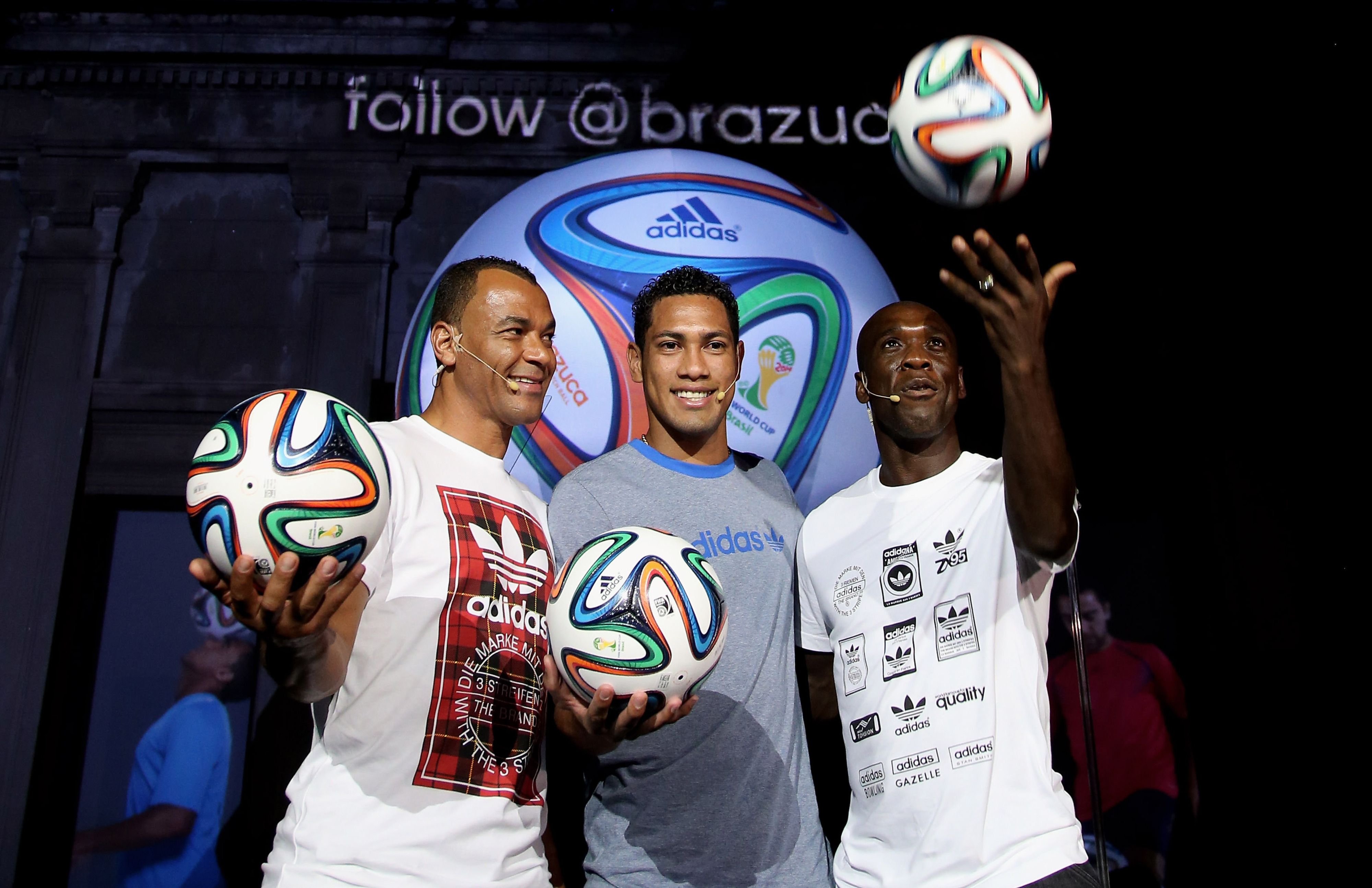 Camera-filled brazuca to go around the world in less than 80 days