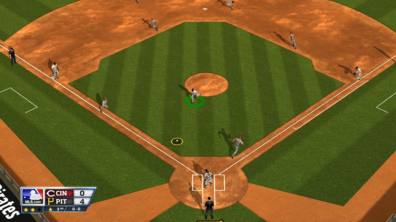 R.B.I. Baseball 14 hits PS3, Xbox 360 and iOS on April 9, PS4 and Xbox One in May