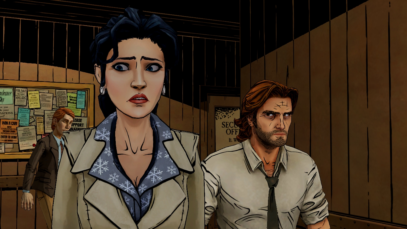 The female gaze: how being watched affects your morality in adventure games