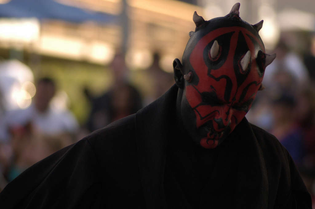 Report: LucasArts canceled Darth Maul game in 2011