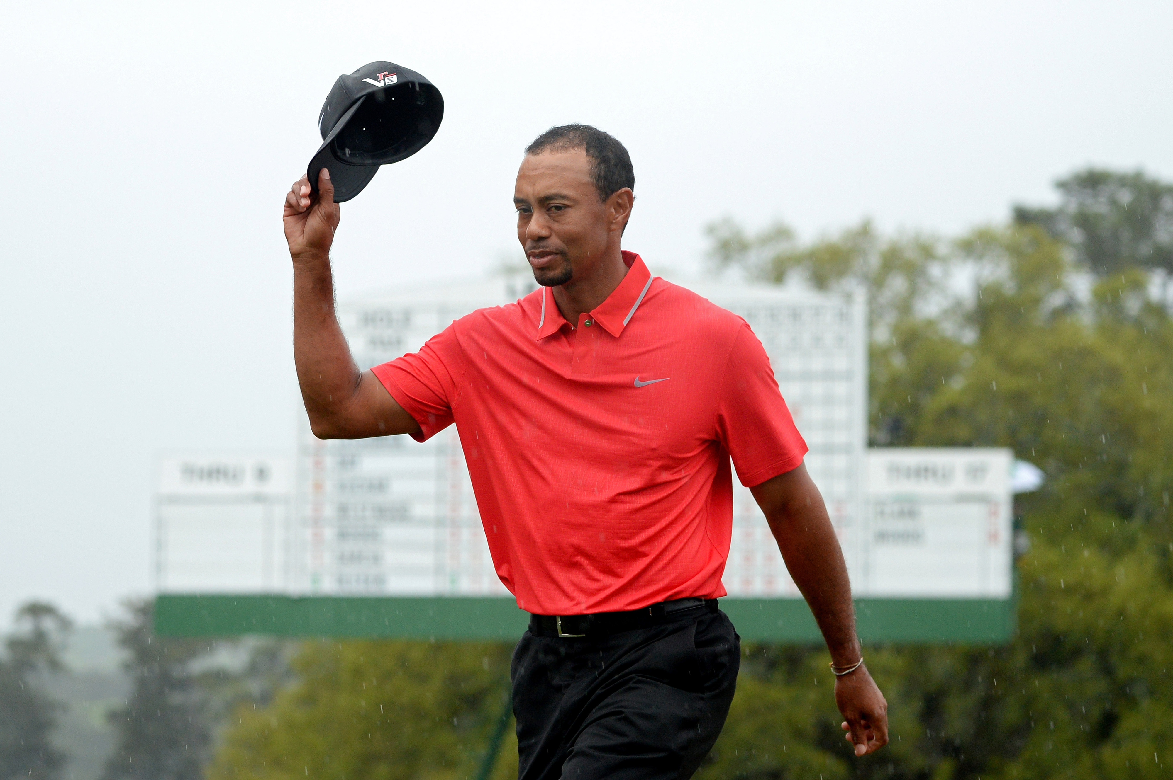 Jack Nicklaus 'feels bad' for Tiger Woods, whose absence looms large over Augusta National