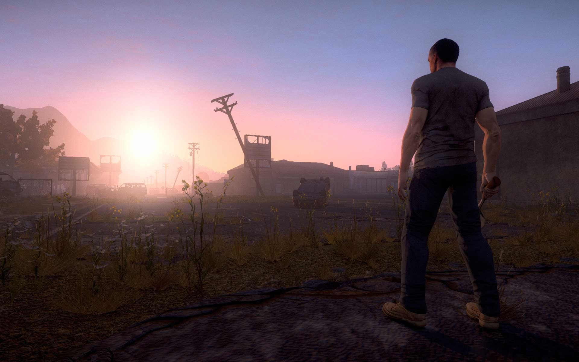 SOE spills details on post-apocalyptic MMO H1Z1 heading to PC, PS4