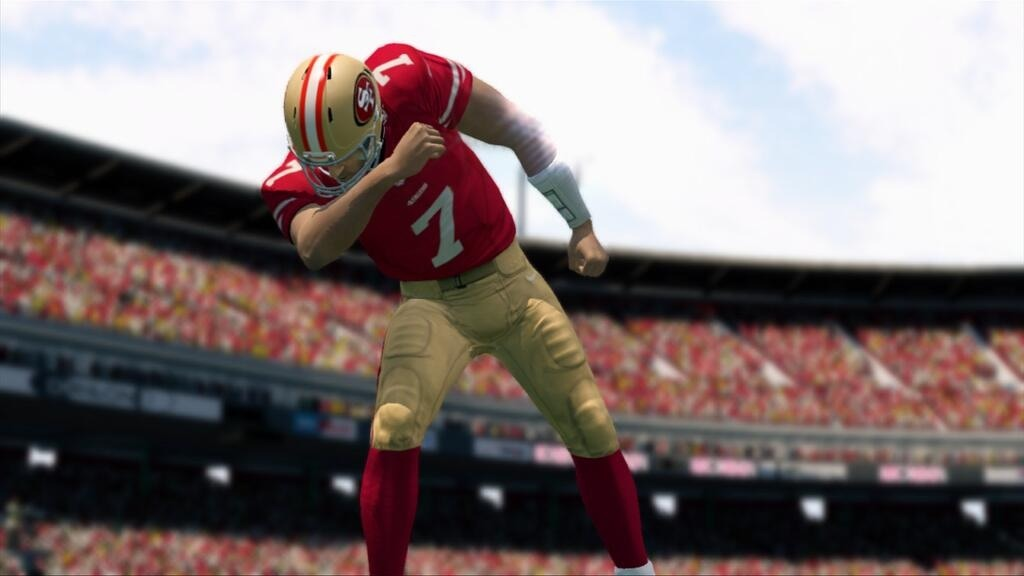 The latest must be the greatest in sports video games