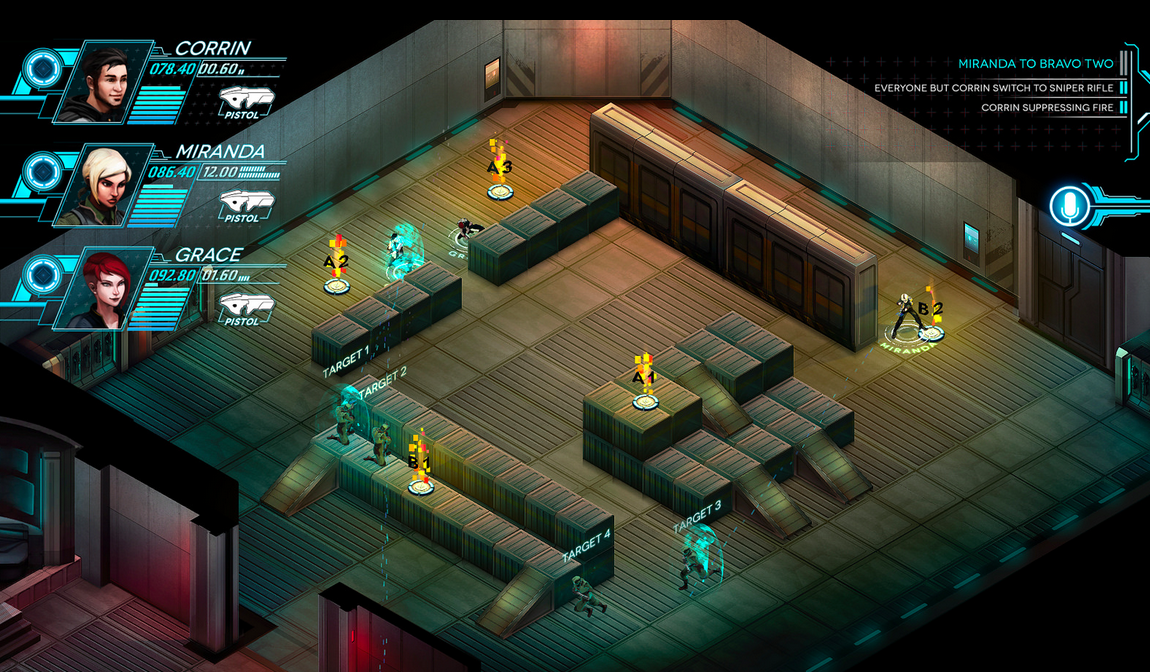 There Came an Echo voice-controlled strategy game coming to PS4
