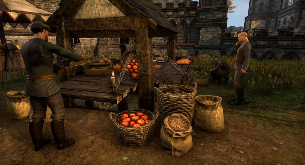 The Elder Scrolls Online players can trade in this third-party auction forum