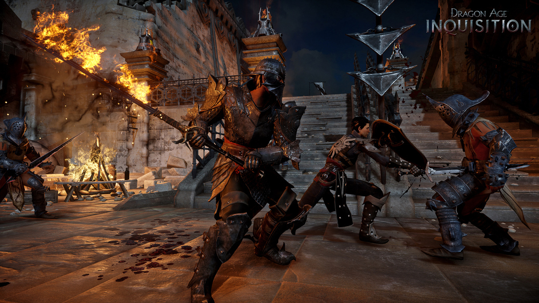 Dragon Age: Inquisition to feature Kinect voice commands