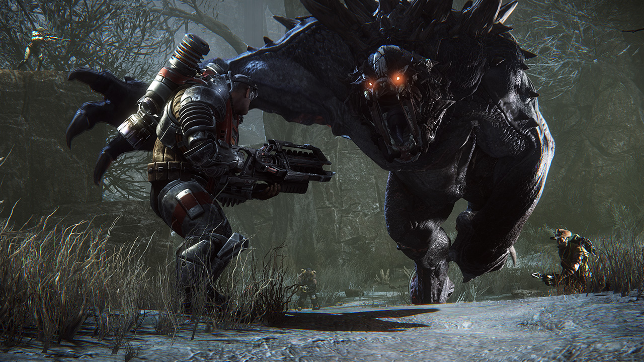 The continuing evolution of Evolve