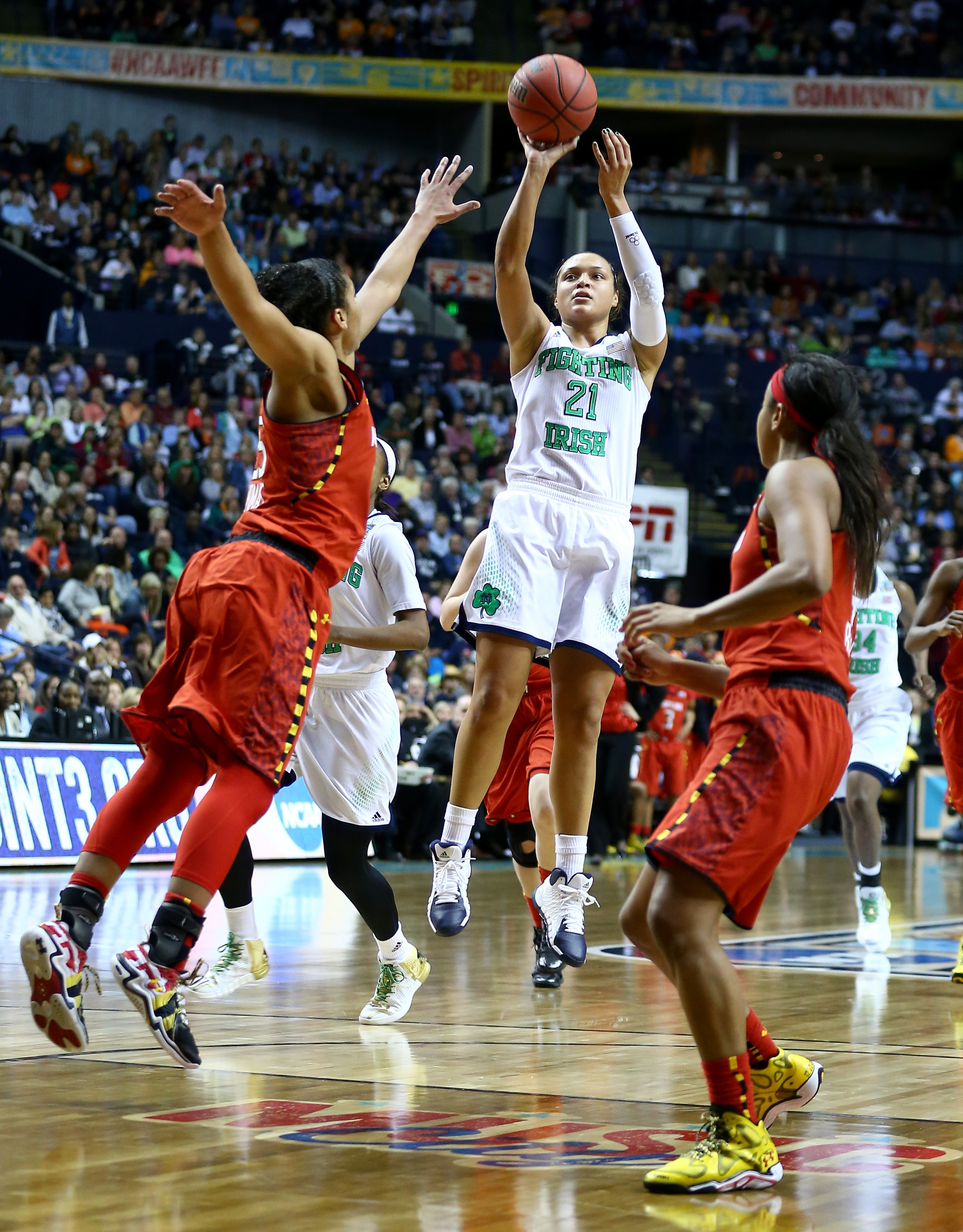 Kayla McBride had the sweetest mid-range game in the nation, but how far might that take her in the WNBA?