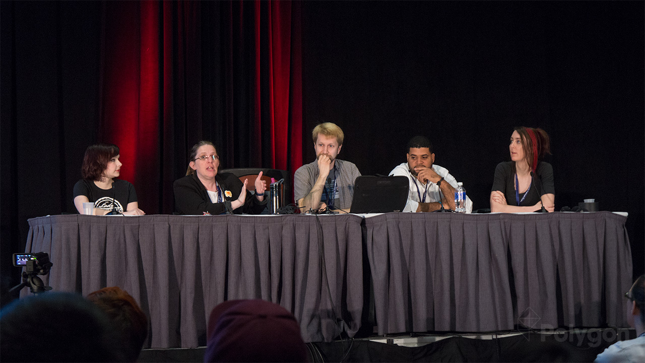 Tackle sexism and gender inequality in games by speaking up, panel says (update)