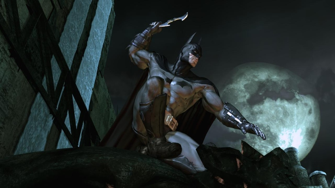Xbox 360 Gold subscribers get a Batman-themed sale this week