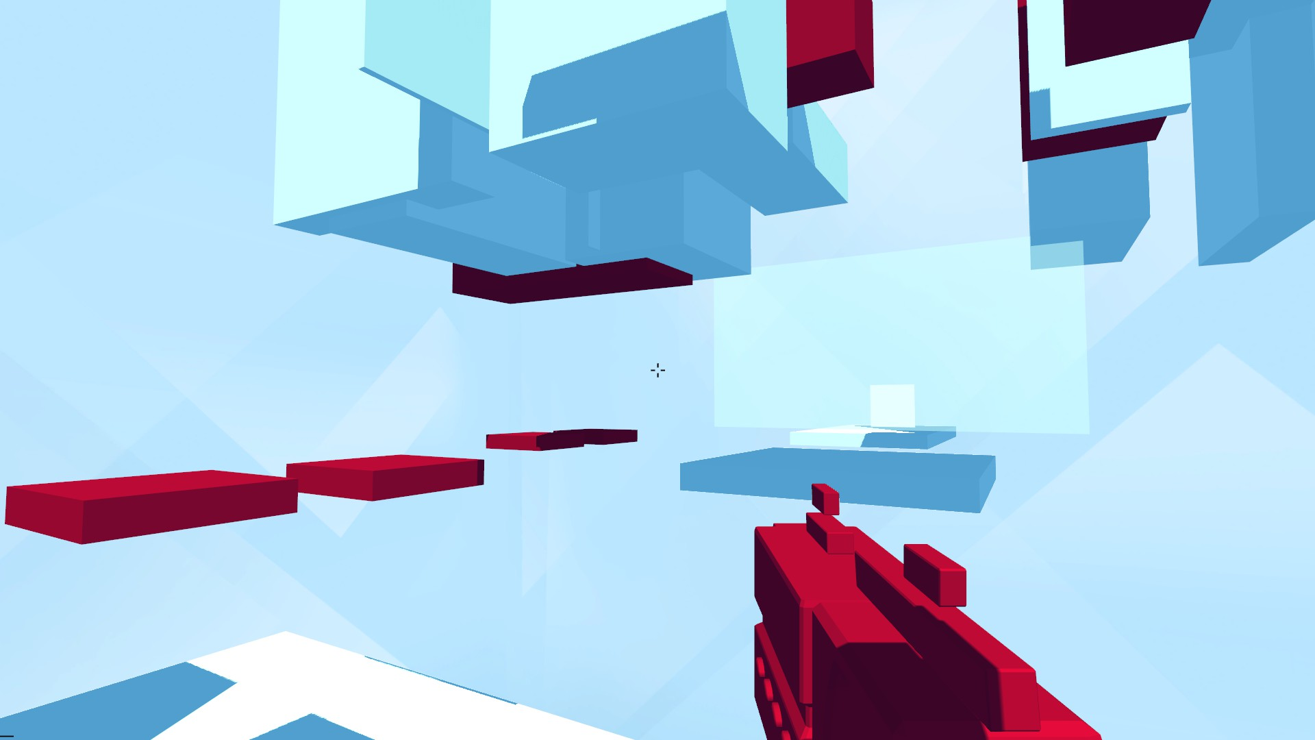 Glitchspace now available through Steam Early Access