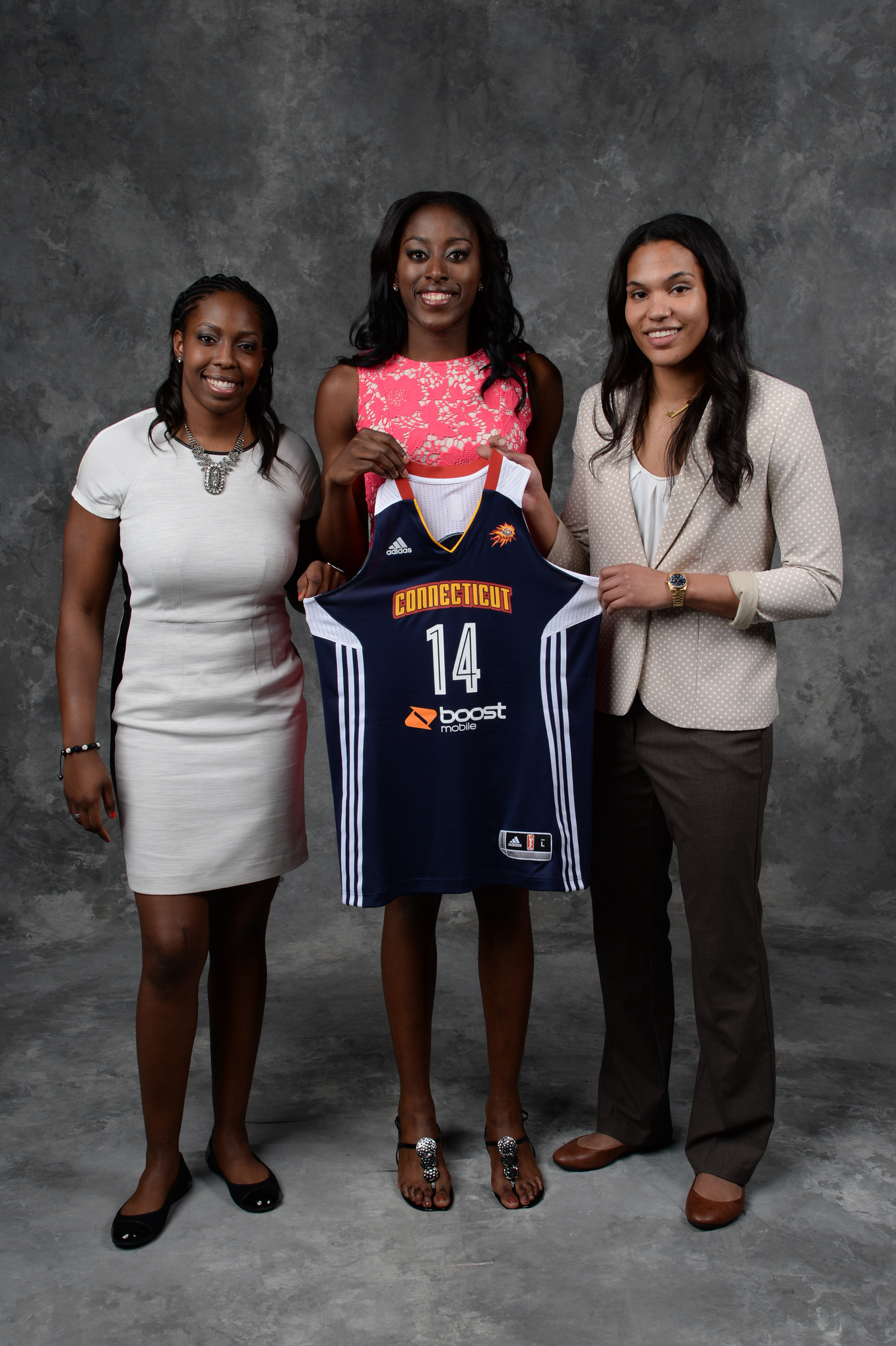 The Connecticut Sun may no longer have Tina Charles, but these three rookies are definitely capable of filling the void.