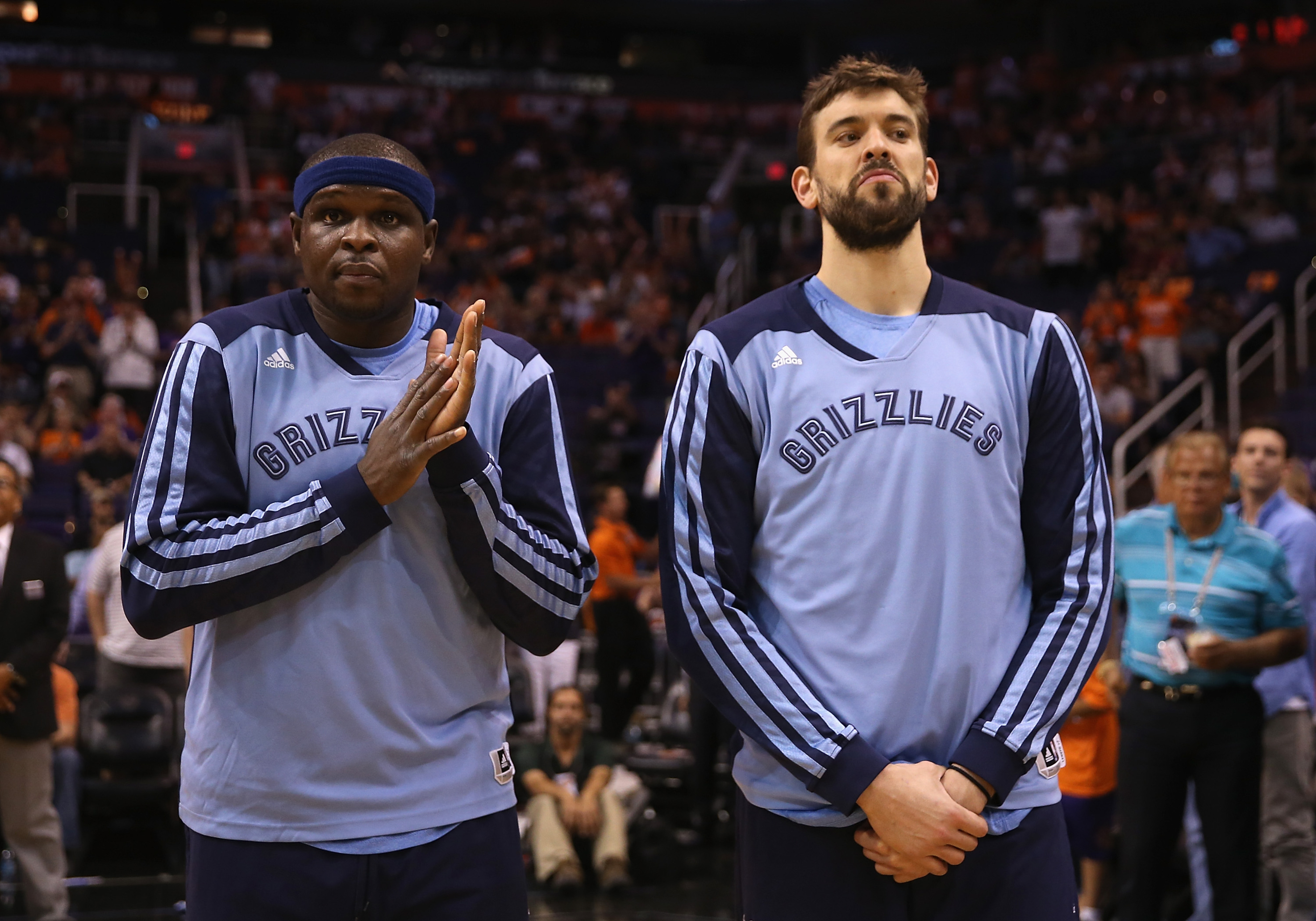 Memphis Grizzlies are ready to be every top seed's nightmare