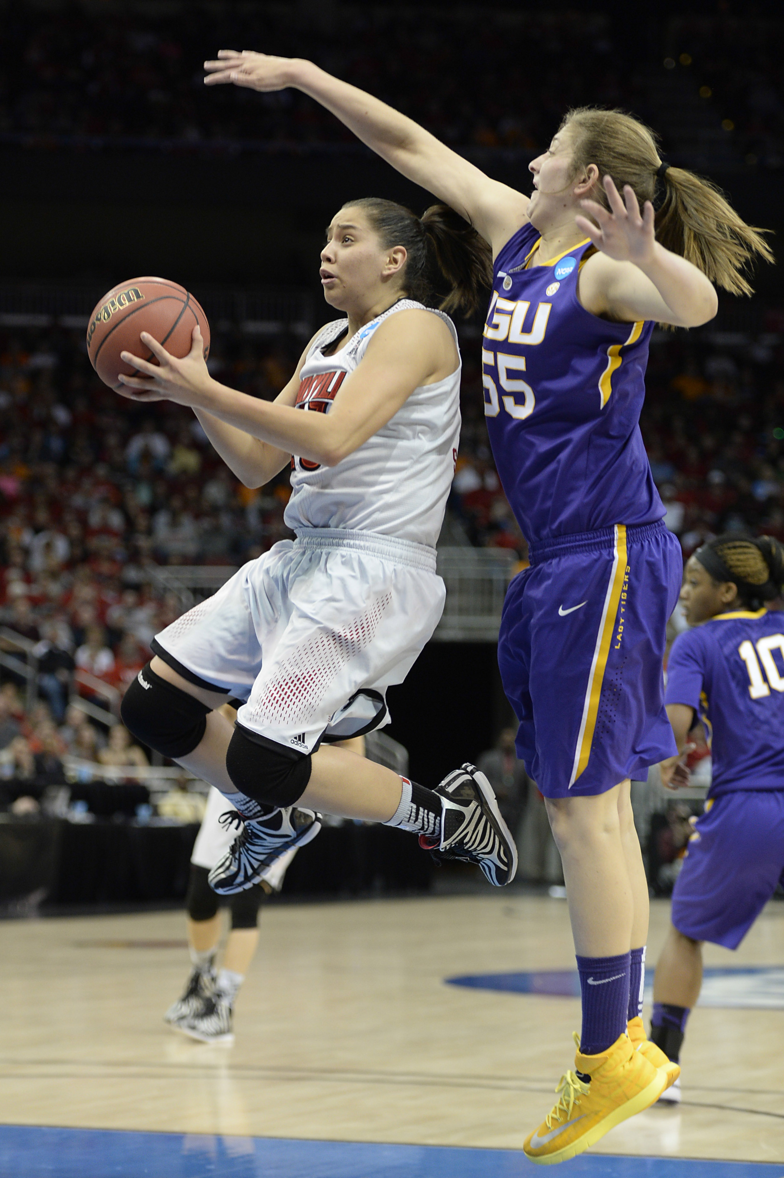 Three point shooting might have helped both Shoni Schimmel and Theresa Plaisance get themselves drafted.