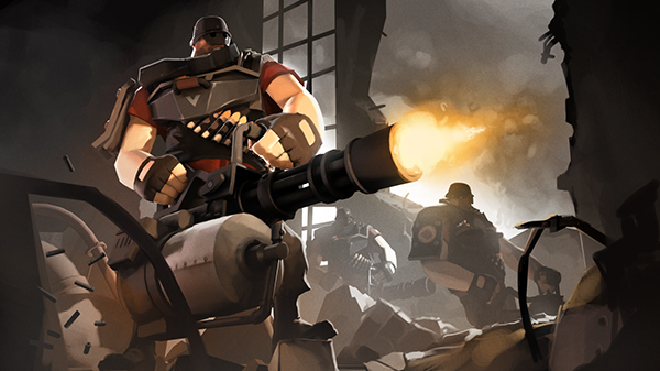 Wolfenstein: The New Order pre-orders open on Steam, includes TF2 armor and hat