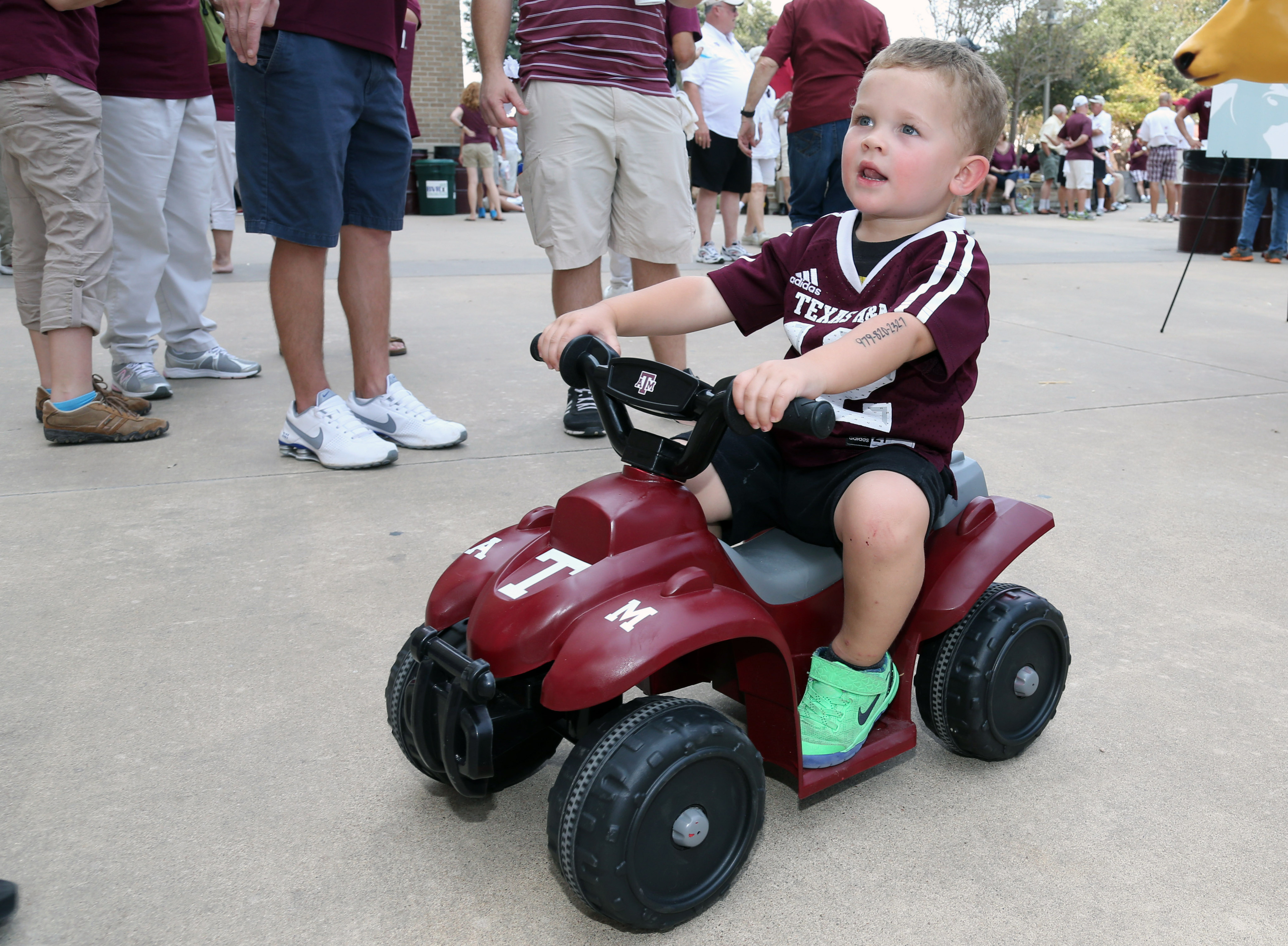 The 2014 Texas A&M football arrests tracker