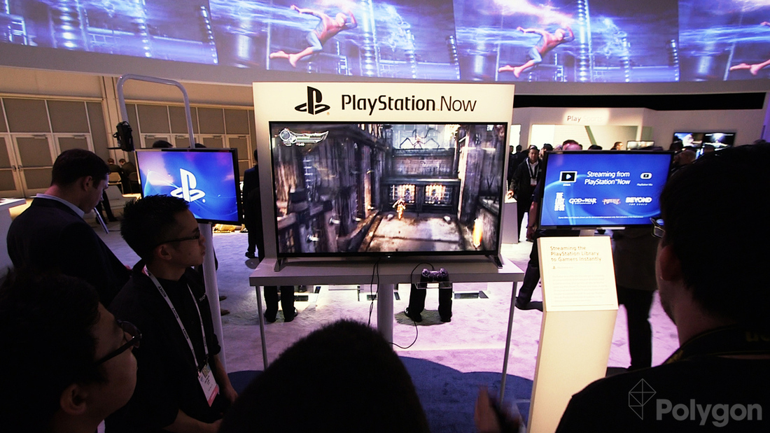 Sony's PlayStation Now-ready Bravia TVs coming in June