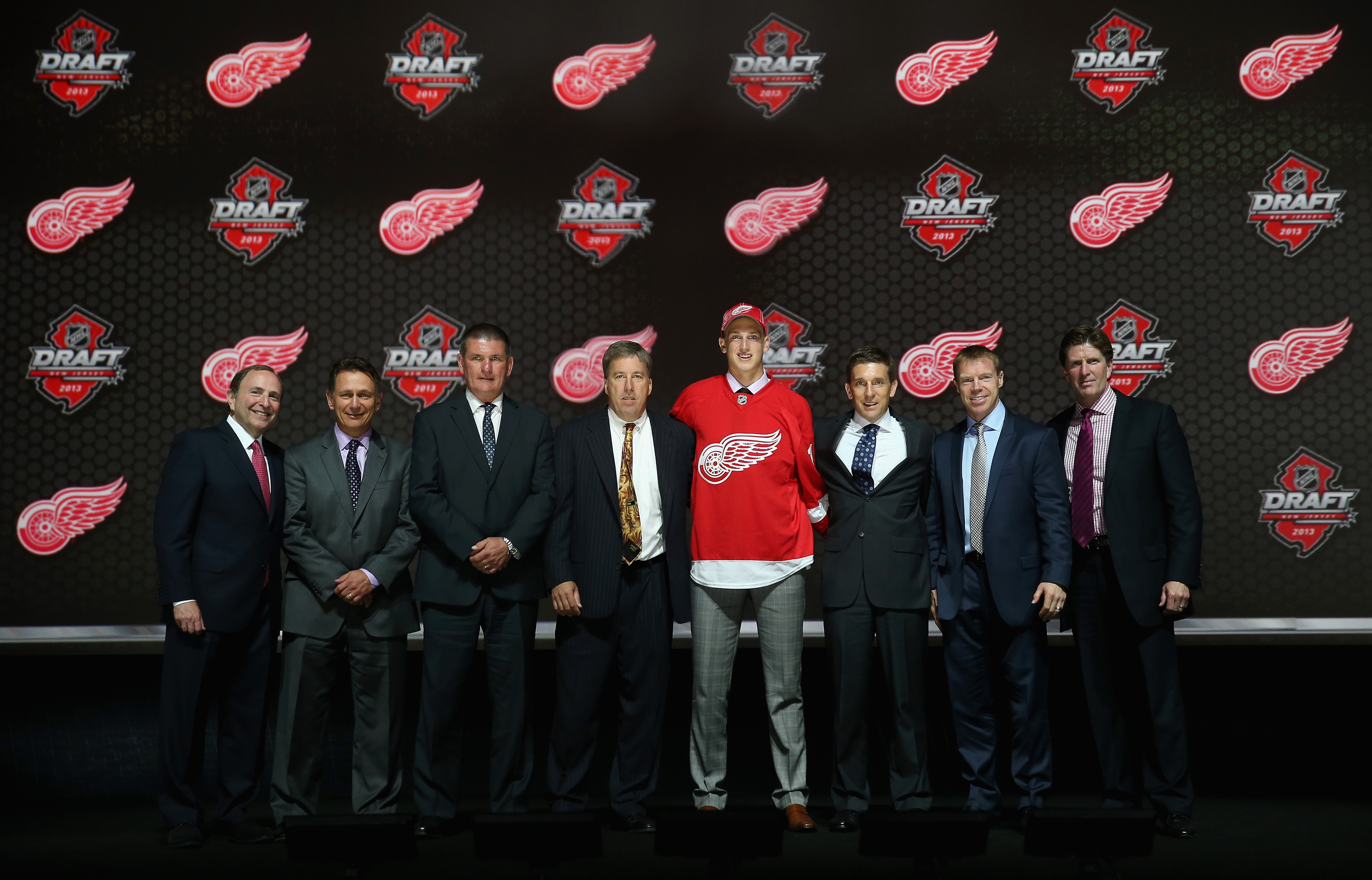 Honestly I couldn't find an OHL, WHL or QMJHL playoff photo that wasn't a month old and featuring eliminated teams. So here is Anthony Mantha.