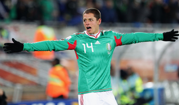 Say what you will about Chicharito, but he would look awful good in #ForeverOrange