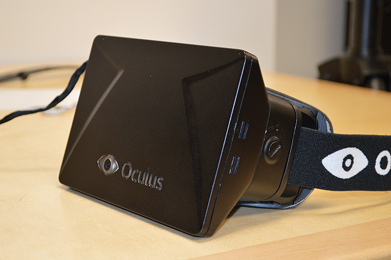 Oculus Rift helps dying woman experience the outside world virtually