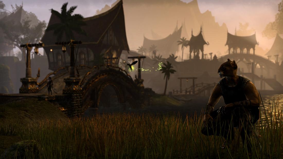 The Elder Scrolls Online's guild bank disabled