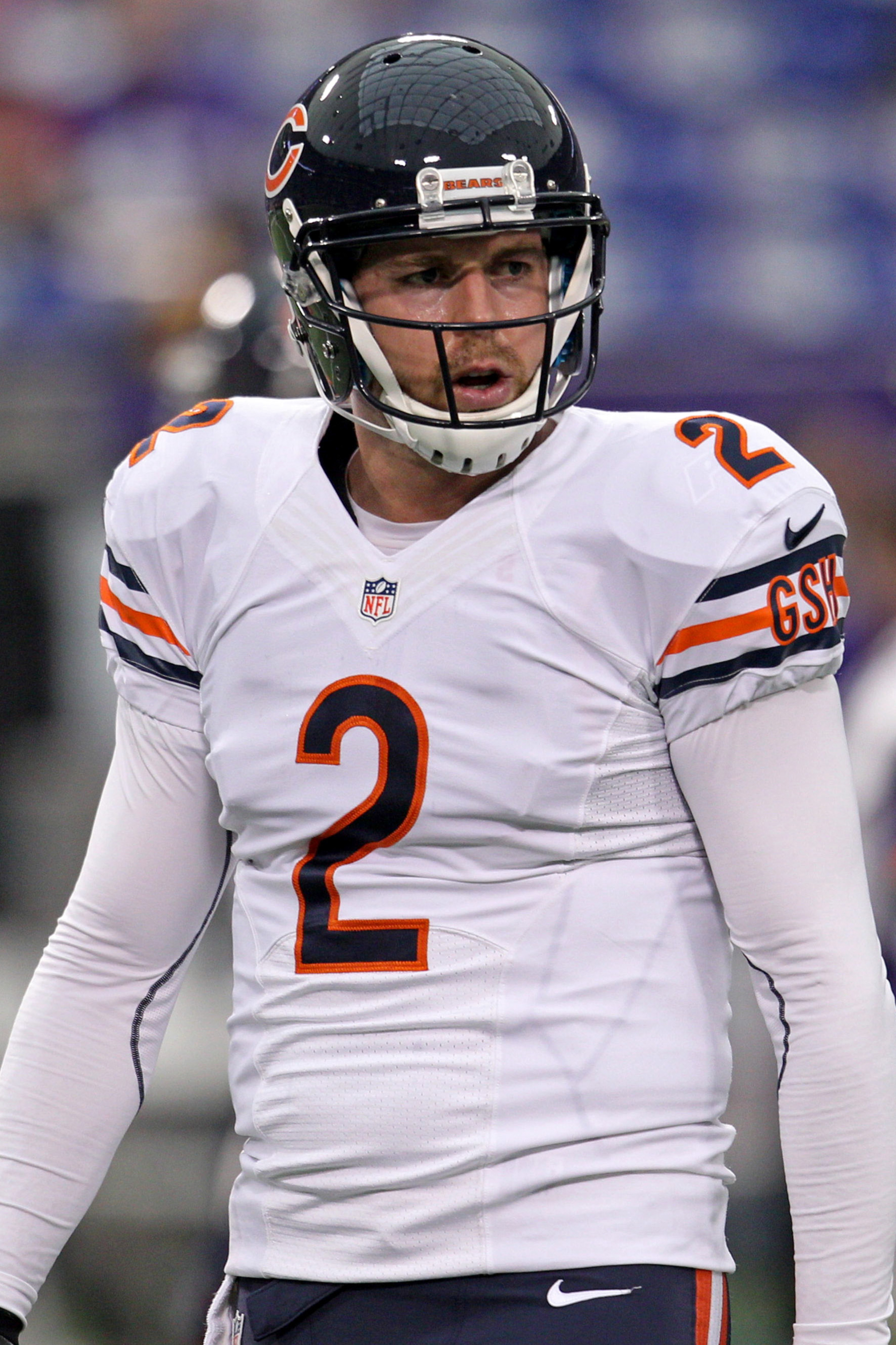 Carson playing for the Bears?