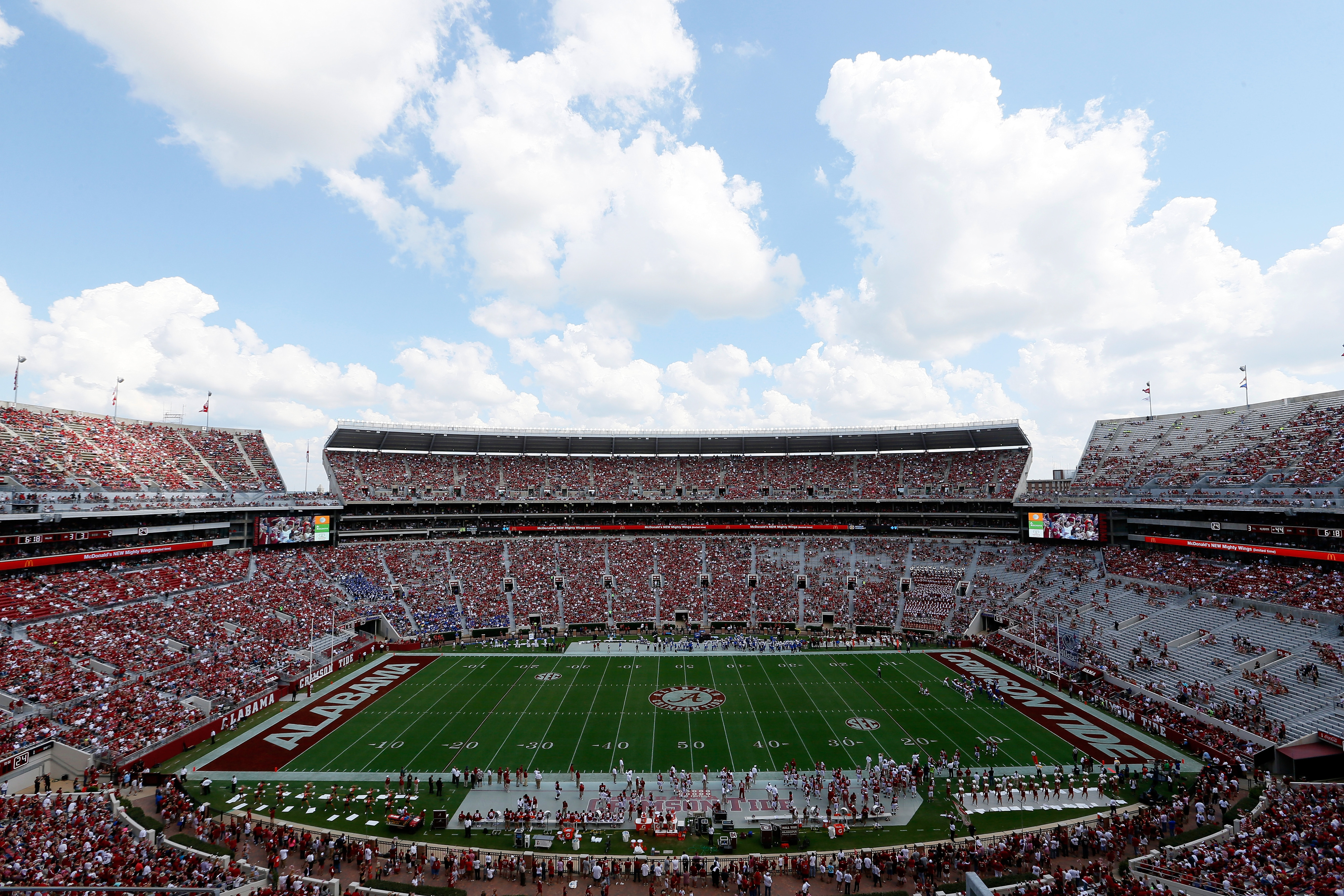 2014 spring game attendance rankings: Alabama, Penn State, Auburn lead the way