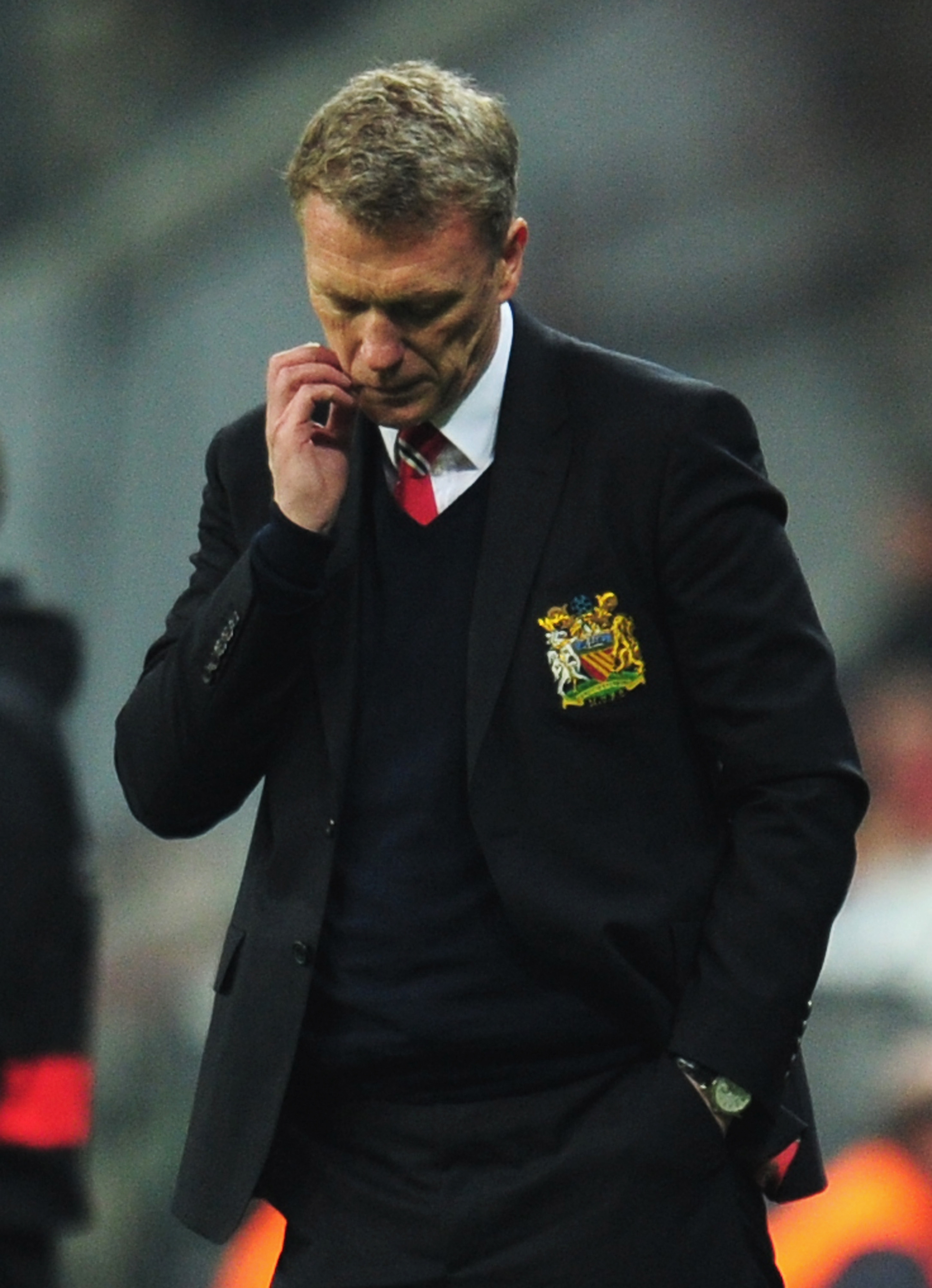 David Moyes to be sacked by Manchester United