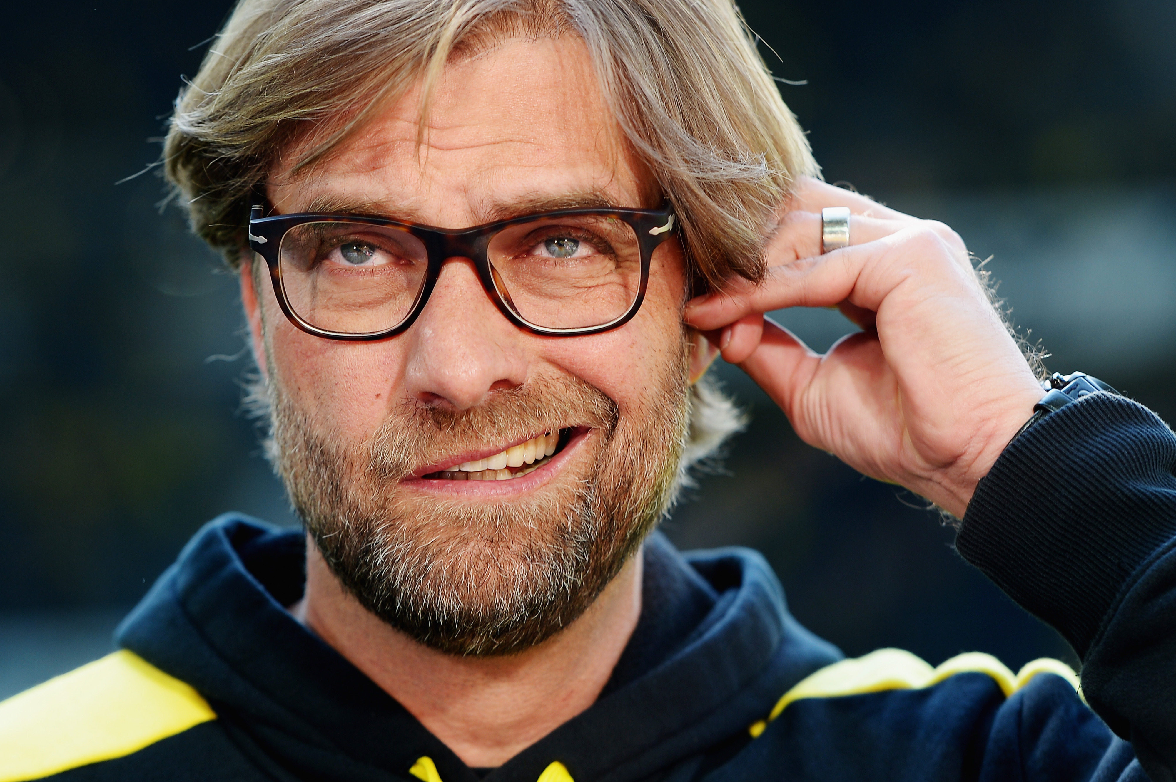Klopp, Simeone would jump at the chance to manage Manchester United