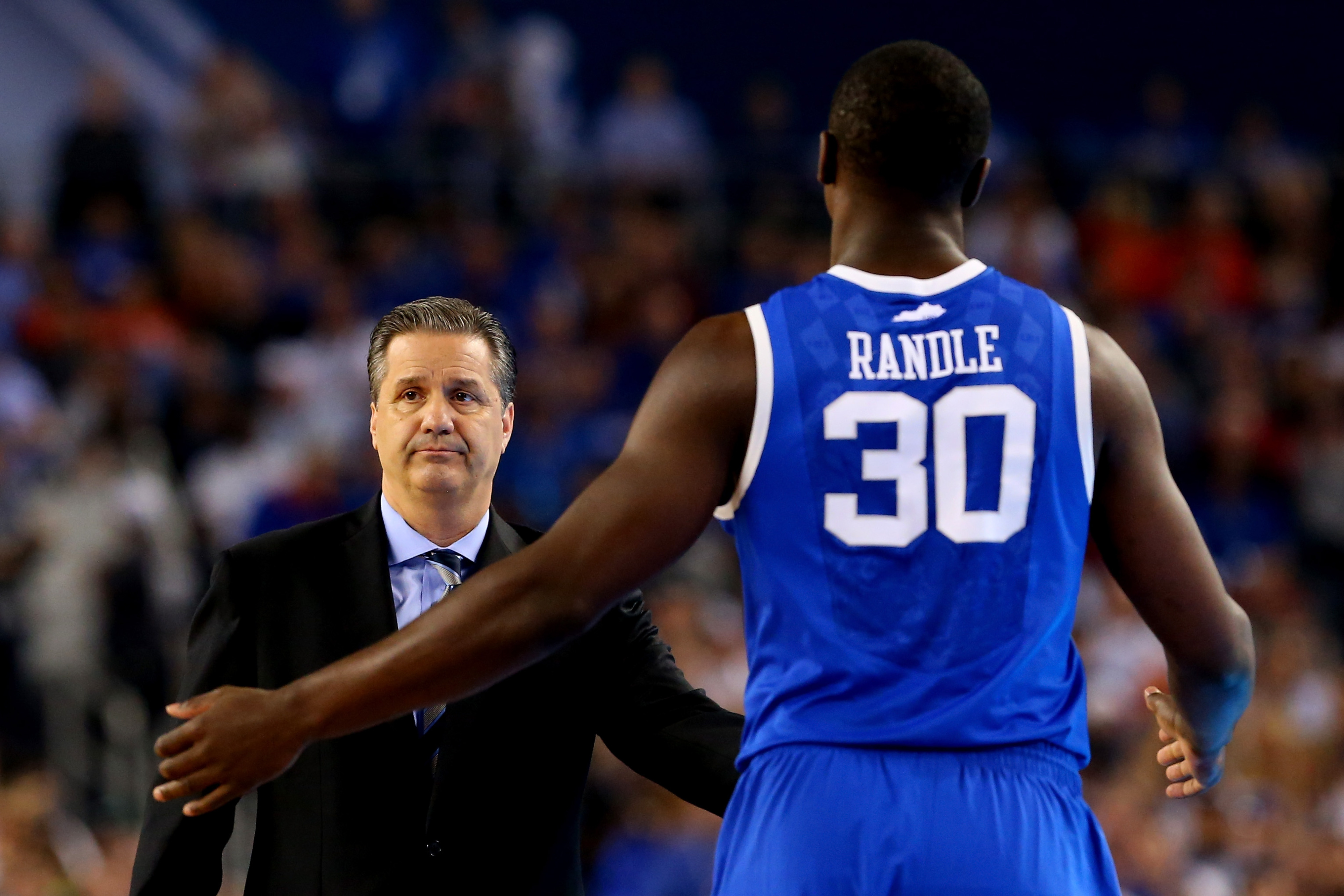 NBA Draft 2014: Julius Randle declares, but how good of a pro prospect is he?