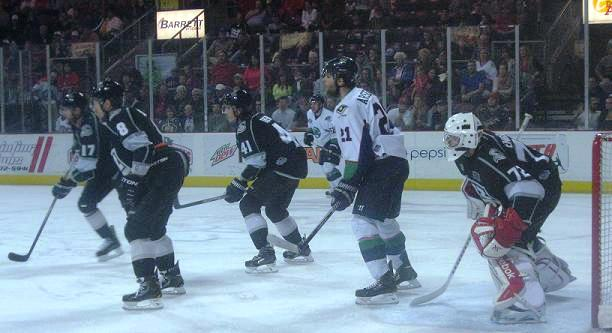 Sundogs face the second place Cutthroats in this round