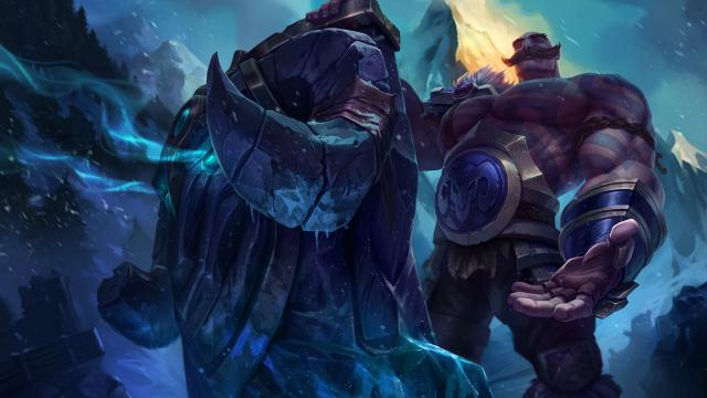 Riot Games reveals the next League of Legends Champion: Braum