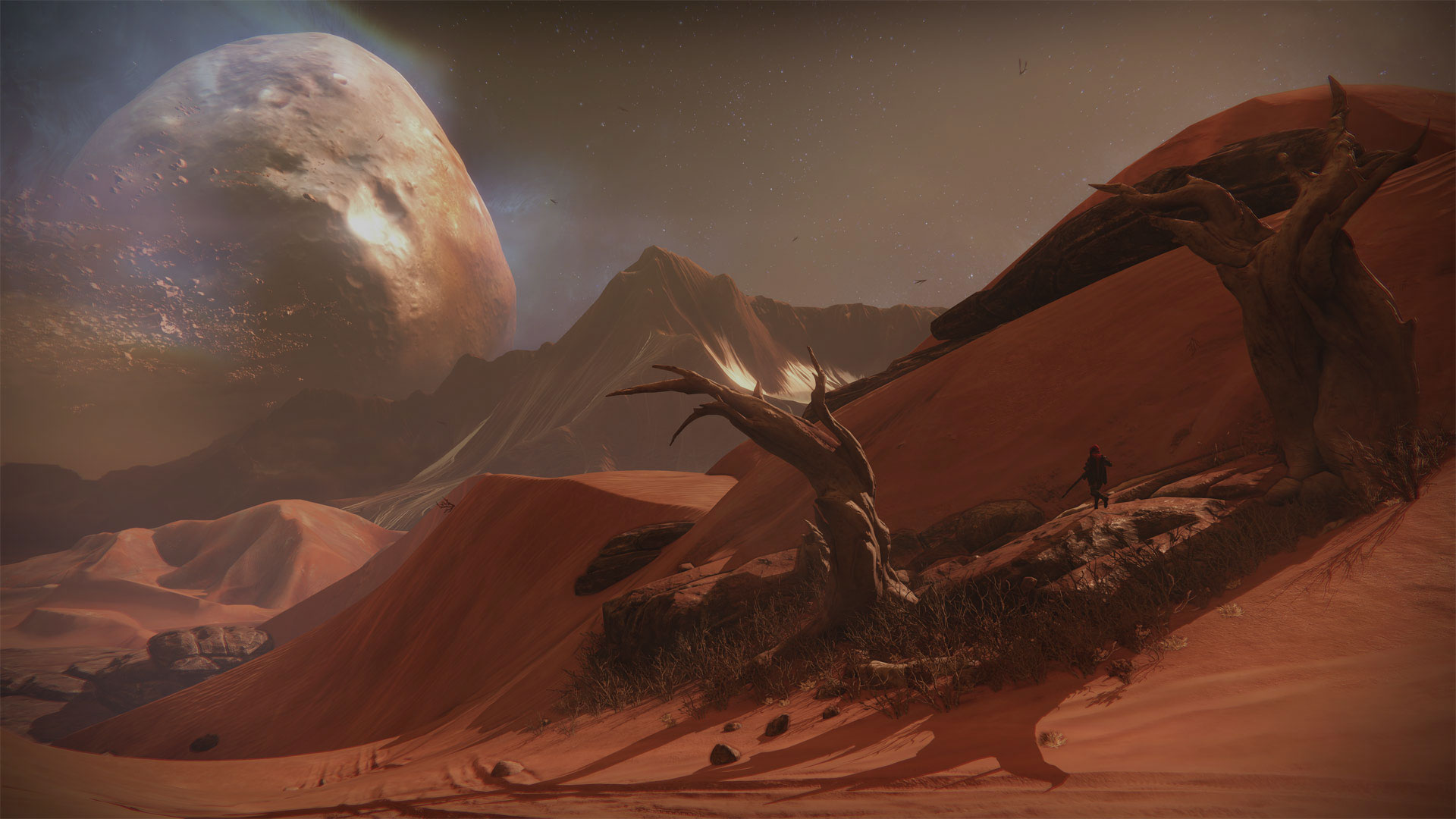 Destiny website revamp offers more on enemies, classes, locations