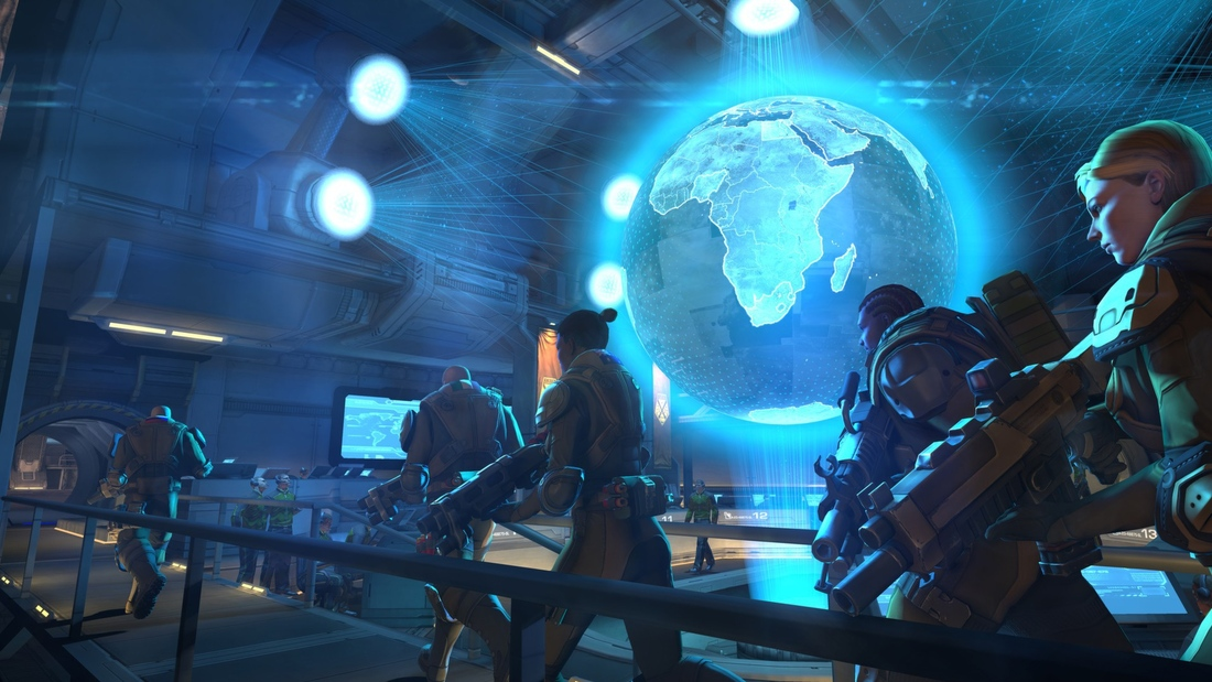 XCOM: Enemy Unknown is 'coming soon' to Android