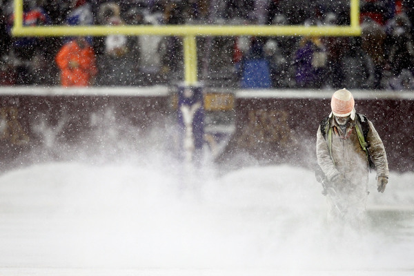 The Vikings once again play the Bears at TCF Bank Stadium in December