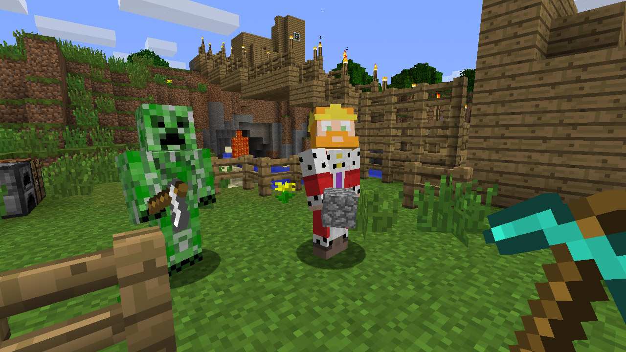 Minecraft Xbox 360 Edition saves will transfer to Xbox One version