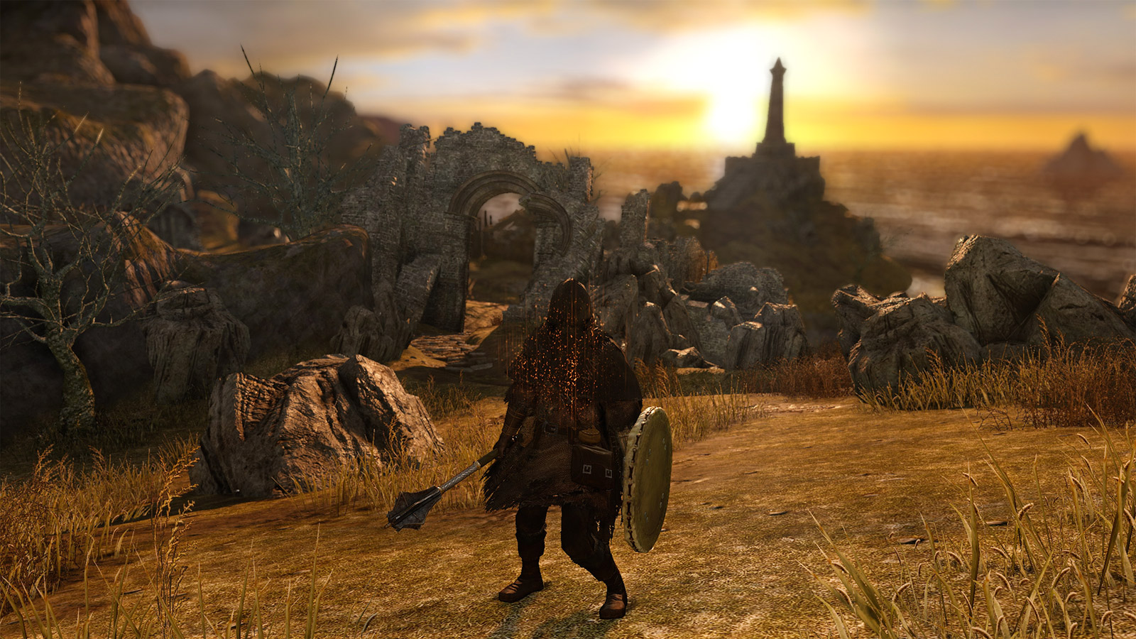 The modder who fixed Dark Souls' PC graphics releases Dark Souls 2 mod