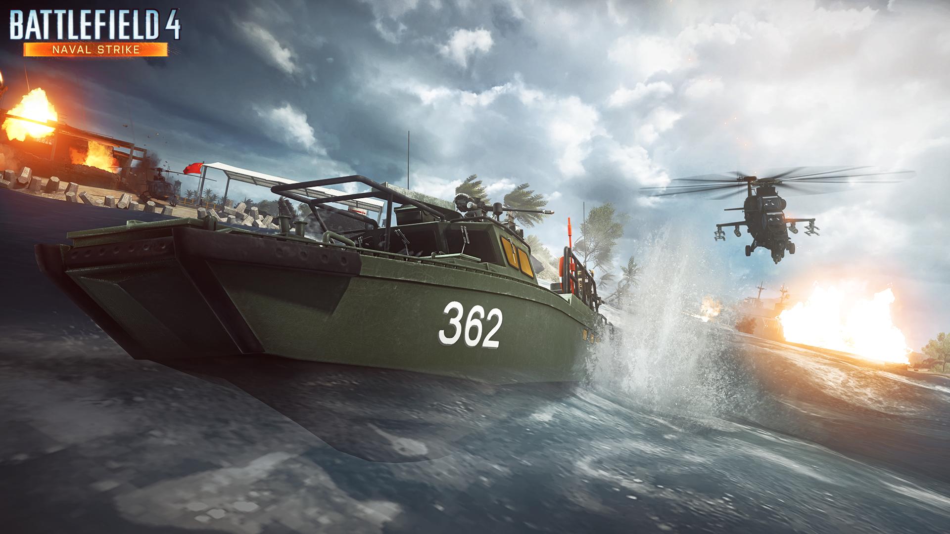 Battlefield 4 gets 'high-performance' servers to address rubber-banding