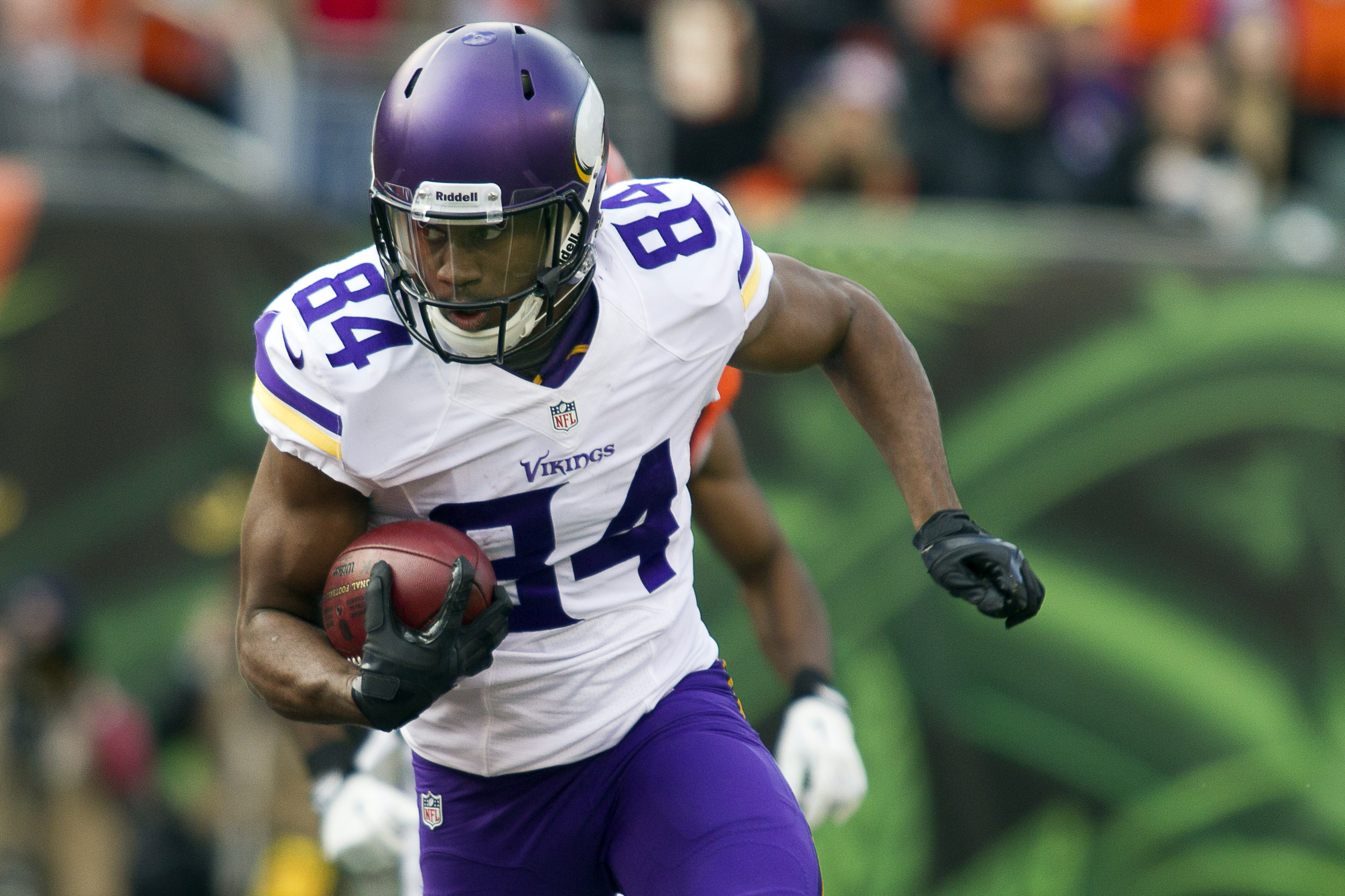 Would Cordarelle Patterson have been the better choice for the Houston Texans at pick no. 27 last year?