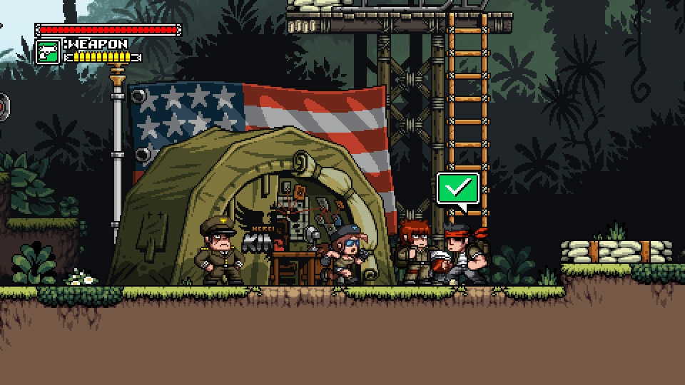 Mercenary Kings' studio: No regrets about being free at launch on PlayStation Plus
