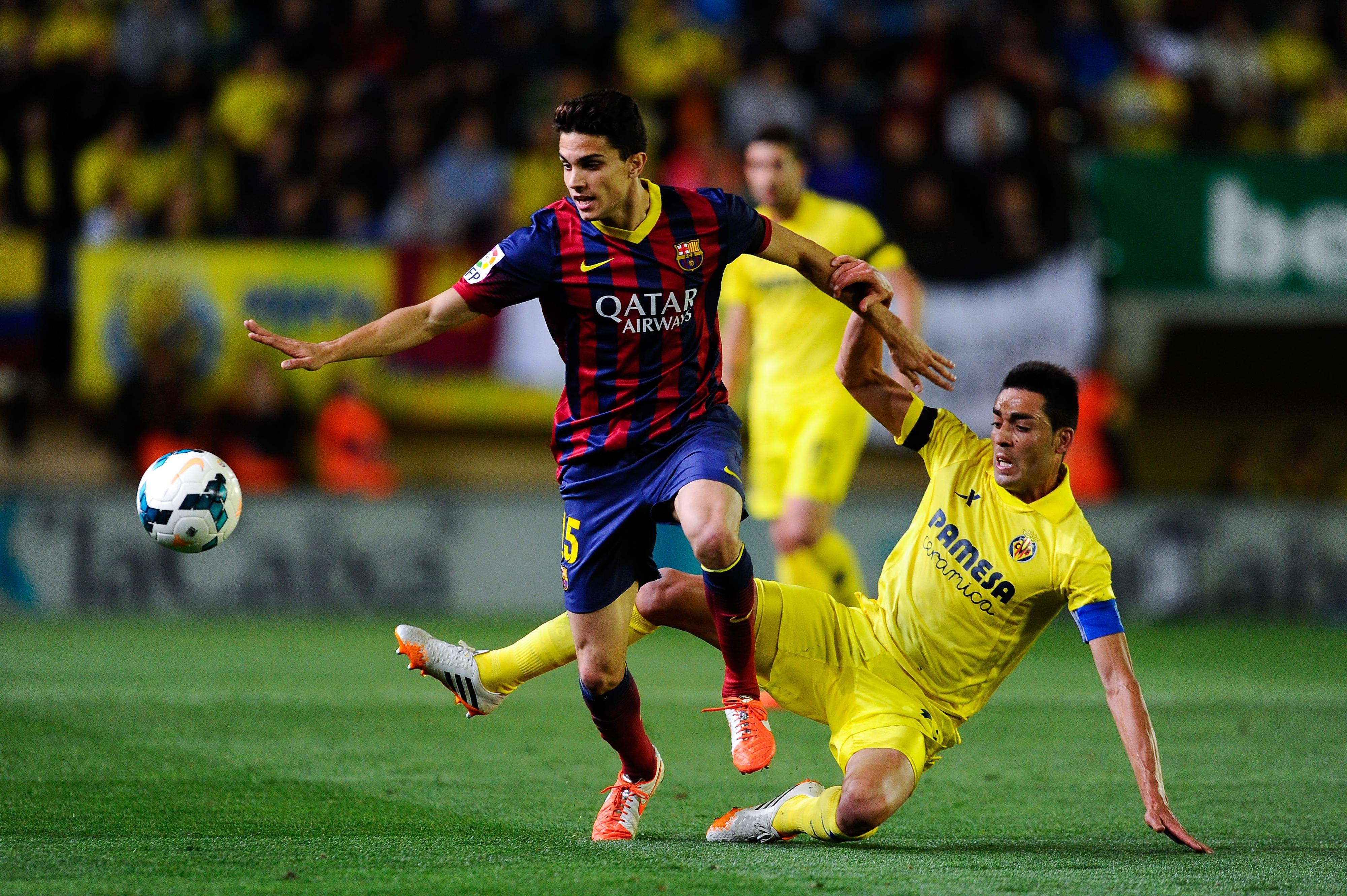 Villarreal vs. Barcelona: Final score 2-3, OGs are the Yellow Submarine's undoing