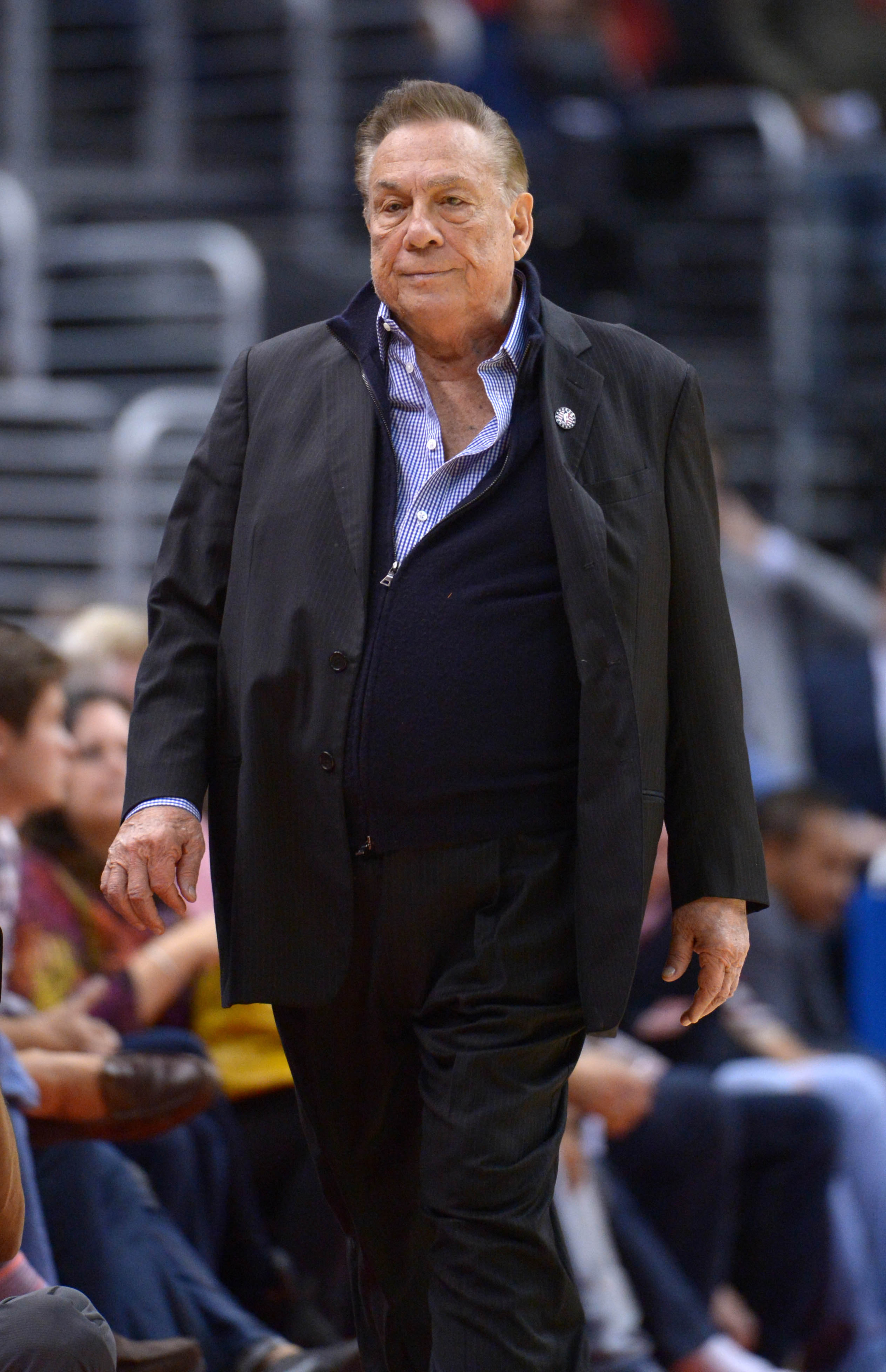 Donald Sterling suspended for life, fined $2.5 million by NBA for racist remarks