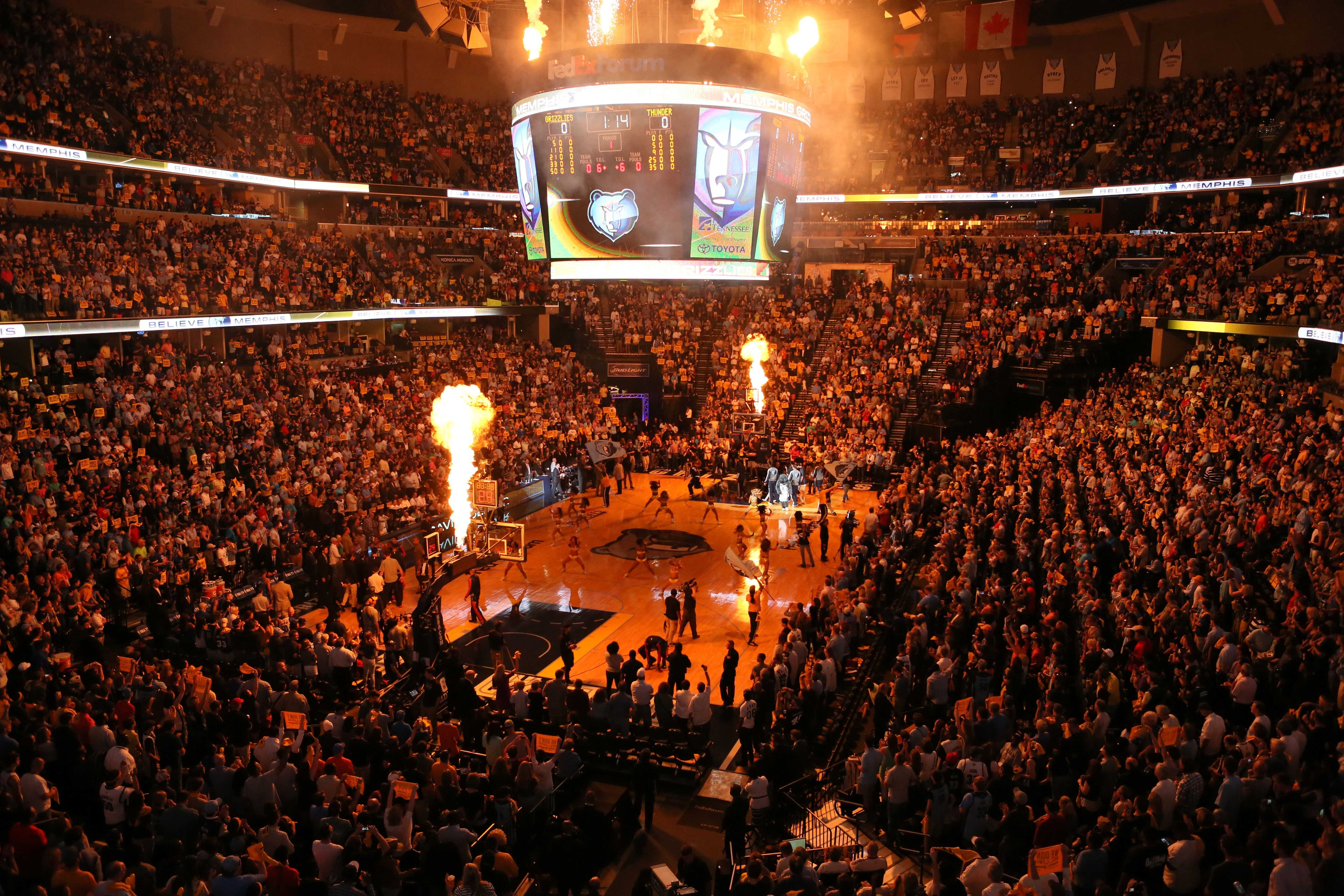 The day before a key Game 6 in the Grindhouse, GBBLive will talk OKC vs. MEM and much more!